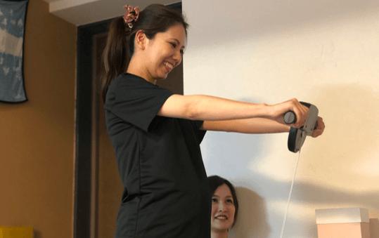 アウトライン 体重測定