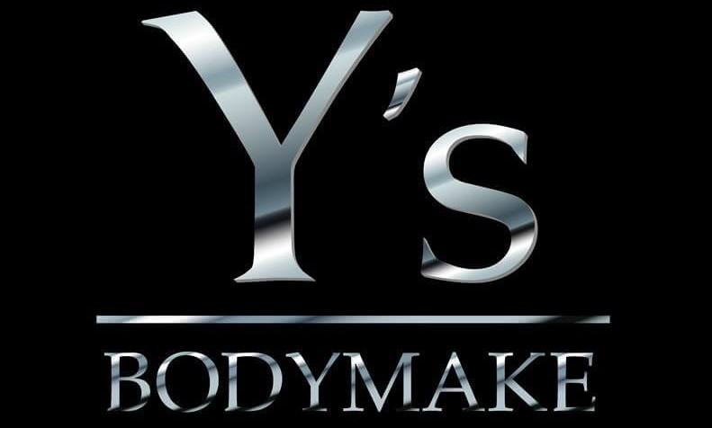 Y's BODY MAKE TOP ロゴ