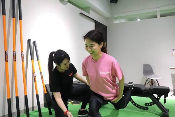 REGBODY トレーニング③