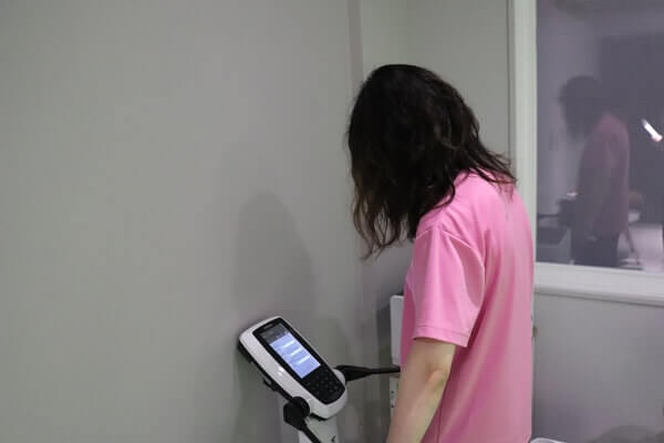 REGBODY 体重測定