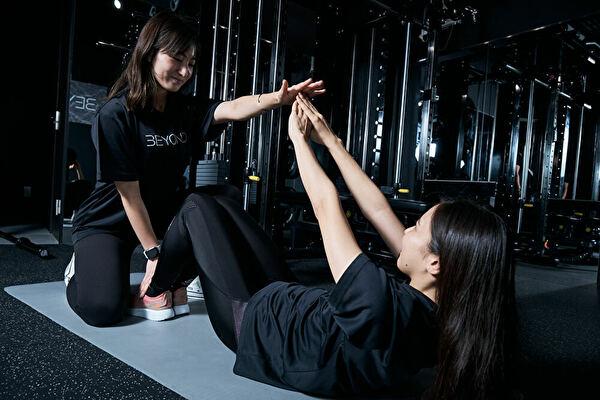 BEYOND川崎店 女性トレーナー
