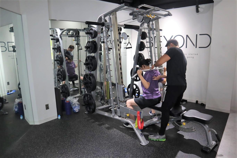 BEYOND トレーニング3