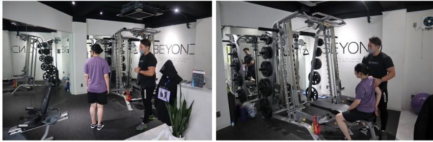 BEYOND トレーニング