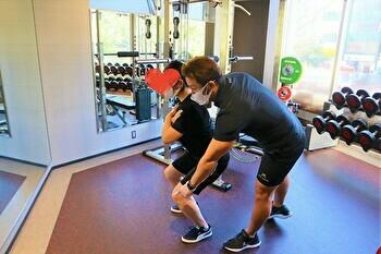 メイクインボディー 体験トレーニング 姿勢修正