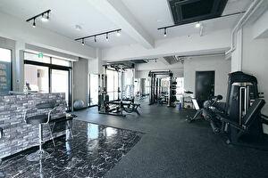 BEYOND武蔵小杉店 トレーニングルーム
