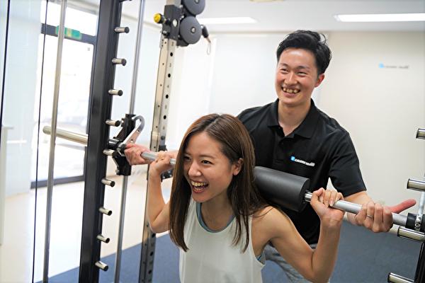 カロリートレードジャパン仙台泉区店 体験トレーニング