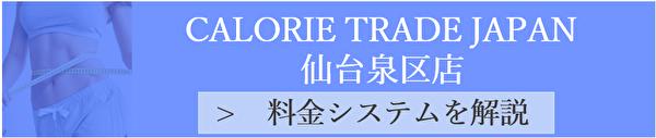 カロリートレードジャパン仙台泉区店 料金