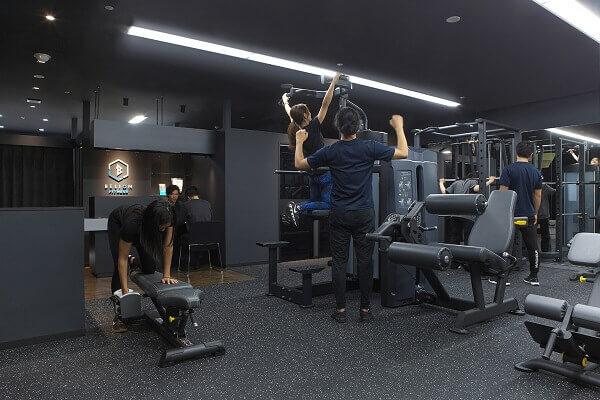 ビリオン トレーニングルーム2