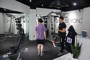 BEYOND川崎店 トレーニング1